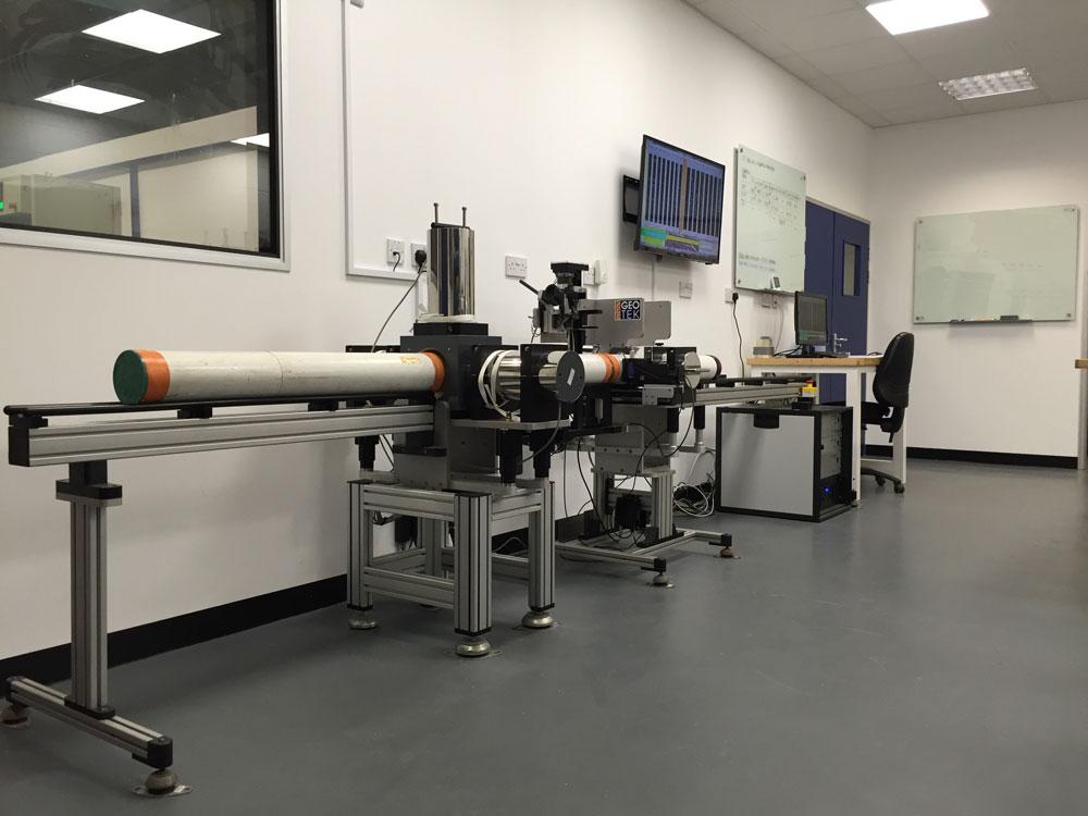 MSCL-S in Laboratory