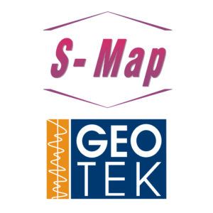 Geotek and Spectra-Map logos