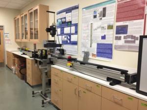 Standard Multi-Sensor Core Logger Number 75 installed at USGS