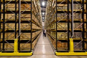 The National Geological Repository at the British Geological Survey (BGS) Core Store, Keyworth, UK