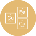 Multi-element geochemistry icon