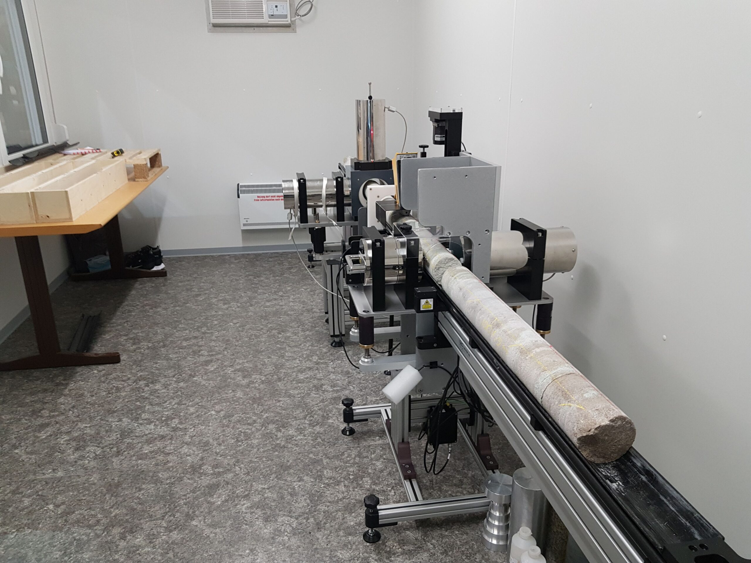 NAGRA Lab